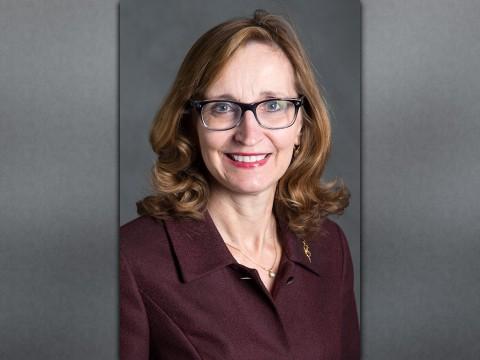 APSU professor Minoa Uffelman