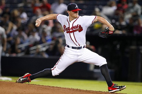 The Atlanta Braves trade pitcher Shelby Miller to the Arizona Diamondbacks for outfielder Ender Inciarte along with minor-league prospects Dansby Swanson and Aaron Blair. (Brett Davis-  USA TODAY Sports)