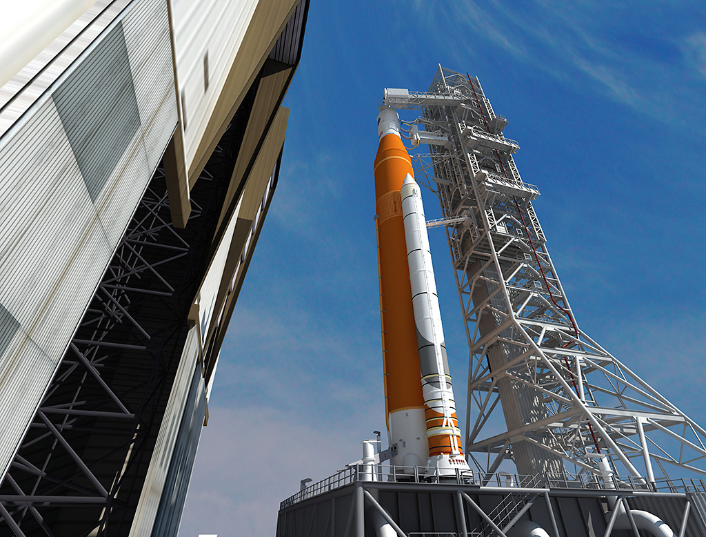 NASA's Kennedy Space Center set to be Spaceport of the ...