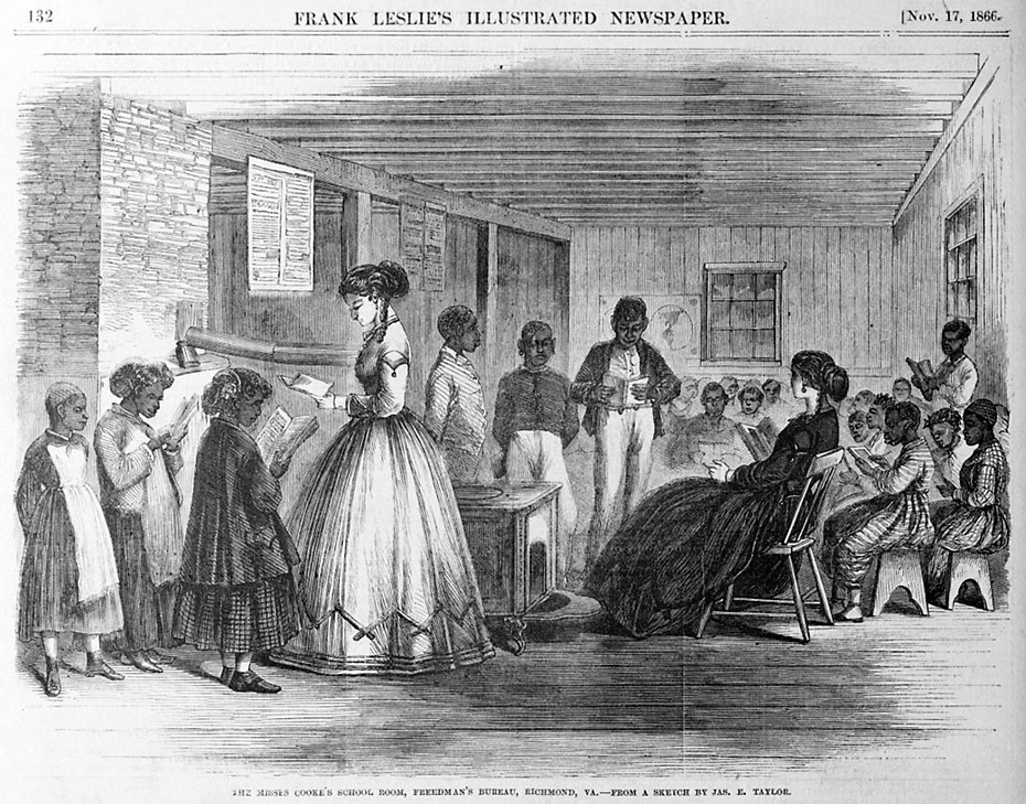 slavery and public education Between 1849 and 1950, blacks were segregated from whites by law and private action in transportation, public accommodations, armed forces, recreational facilities, prisons, and schools in both northern and southern states.