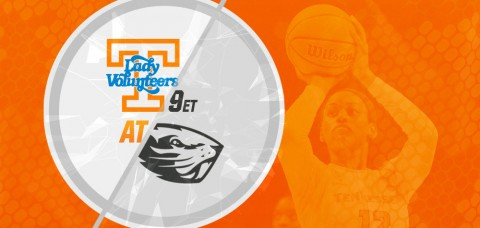 The #14/16 Lady Vols (7-3) will conclude their West Coast swing when they play #7/7 Oregon State (8-0) at Gill Coliseum on Saturday. (UT Athletics Department)