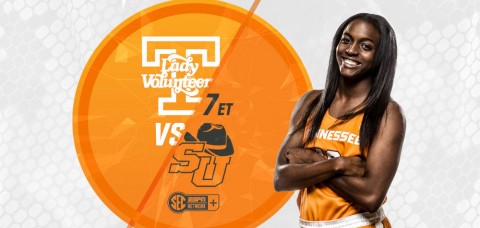 The #13/16 Tennessee Lady Vols (8-3) return home for a game against Stetson (8-4) at Thompson-Boling Arena on Wednesday before beginning SEC play next week. (UT Athletics Department)