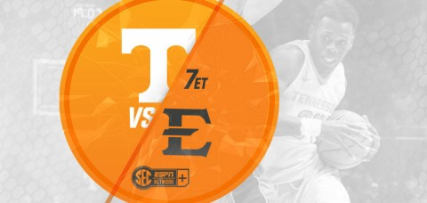 The Tennessee Volunteers and East Tennessee Buccaneers meet for the 17th time in series history. (UT Athletics Department)
