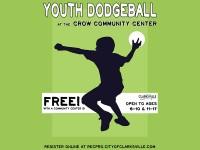 Youth Dodgeball