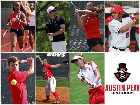 Austin Peay Spring Sports begin in less than 25 days. (APSU Sports Information)