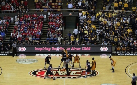 OVC Basketball Championship All-Session Tickets Tickets Just $60.00 Through January. (OVC)