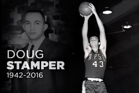 Doug Stamper passes away at age 73. (APSU Sports Information)