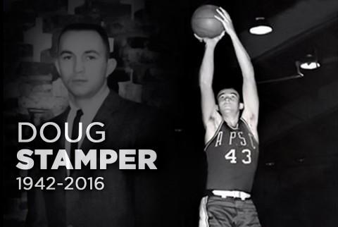 Doug Stamper passes away at age 73. (APSU Sports Information)