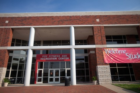 APSU Foy Fitness and Recreation Center. (Austin Peay State University)