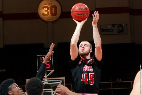 Austin Peay Men's Basketball game vs. Tennessee Tech for Saturday, January 9th now set for 6:30pm CT. (APSU Sports Information)