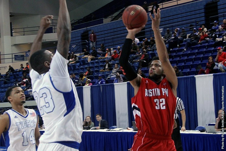 Austin Peay Men's Basketball lose to Tennessee State Thursday night. (APSU Sports Information)