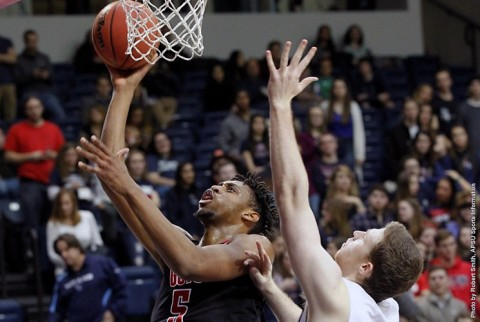 Austin Peay Men's Basketball falls to Belmont Bruins 76-58 Saturday night. (APSU Sports Information)
