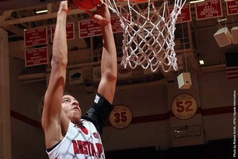 Austin Peay Men's Basketball loses heartbreaker to Eastern Illinois Saturday night. (APSU Sports Information)