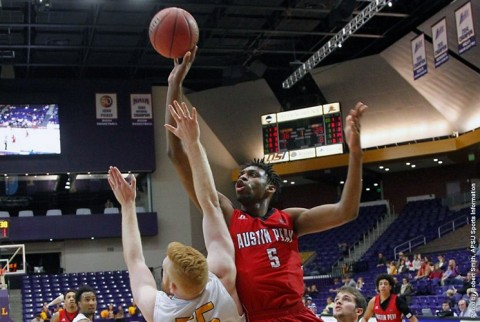 Austin Peay Men's Basketball loses Wednesday night to Morehead State Eagles. (APSU Sports Information)