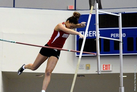 Austin Peay Women's Track and Field. (TSU Sports Information)