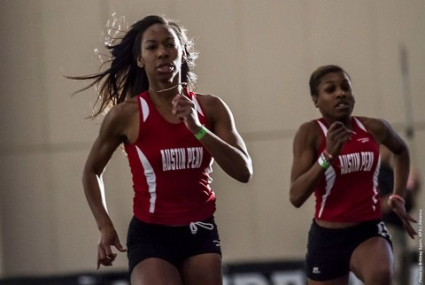 Austin Peay Women's Track and Field head to East Tennessee for ETSU Invitational. (APSU Sports Information)