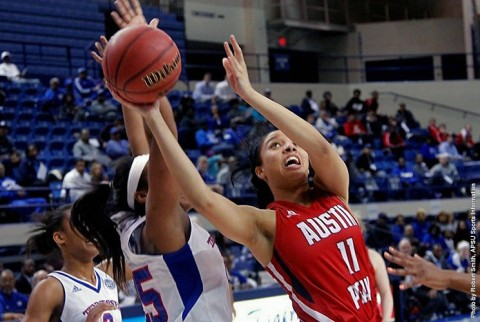 Austin Peay Women's Basketball comes up short at Tennessee State Thursday night. (APSU Sports Information)