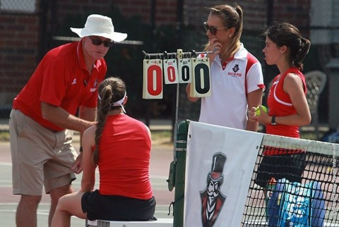 Austin Peay Women's Tennis picked to finish seventh in OVC Preseason Rankings. (APSU Sports Information)