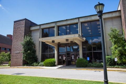 Austin Peay State University's Trahern Building. (APSU)