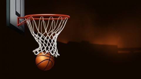 Winter Gym Provides Community with Recreational Basketball Free Play