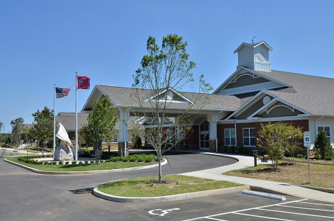 Brigadier General Wendell H. Gilbert Tennessee State Veterans Home in Clarksville suspends visitation.