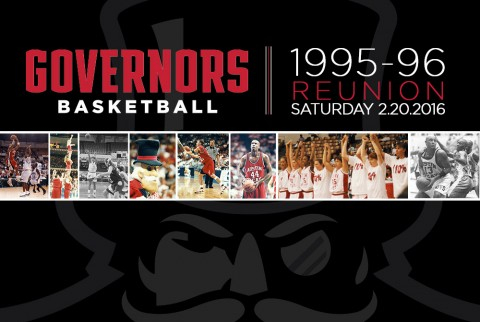 Austin Peay 1995-96 Championship Teams Basketball Reunion. (APSU Sports Information)