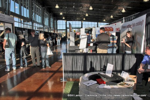 Clarksville-Area Chamber of Commerce Home and Garden Show