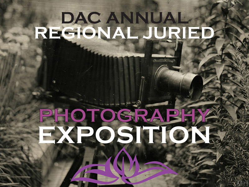 5th Annual Juried Photo Exposition hosted by the Clarksville Downtown Artists Cooperative.