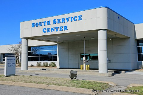 Clarksville Gas and Water Department South Service Center