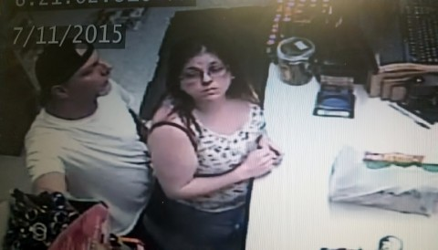 If you can identify the suspects in this photo, please call Detective Arwood at 931.648.0656 Ext 5133 or the CrimeStoppers TIPS Hotline at 931.645.TIPS (8477).