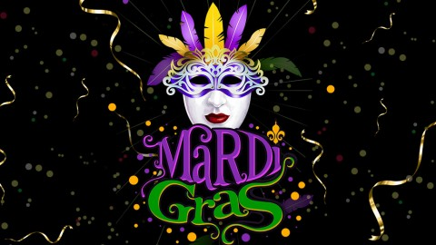 Kleeman Community Center to Host Free Silver Social to celebrate Mardi Gras Saturday, February 20th, 2016.