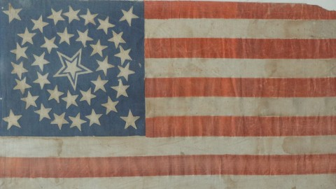 Of Stars & Stripes From the Collection of Dr. John Olson