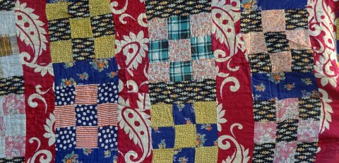 Patterns of History: Quilts from the Collection