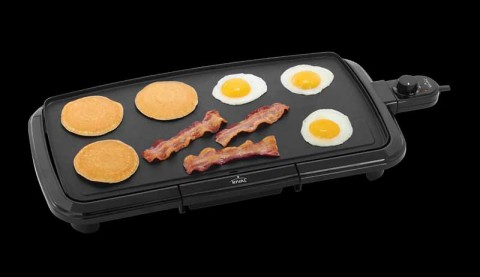 Rival brand griddle recalled by Walmart.