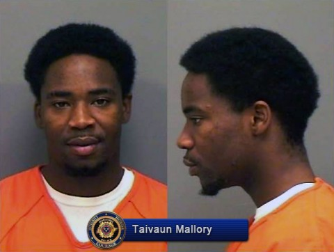 Taivaun Mallory is wanted by Clarksville Police for multiple Aggravated Burglary Warrants.