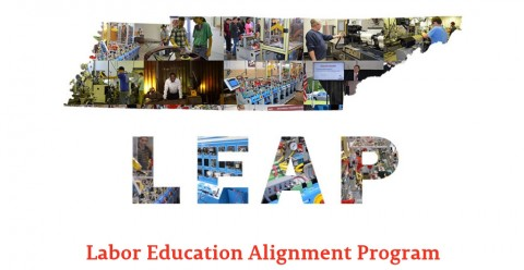 Tennessee Higher Education Commission (THEC) releases 2016 Annual Report for the Labor Education Alignment Education Program (LEAP).
