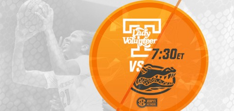 Tennessee Women's Basketball plays the Florida Gators at Thompson-Boling Arena Thursday. (UT Athletics Department)