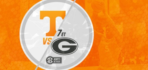 Tennessee Men's Basketball seeks its first win on the road this season and its first win in Athens since 2011. (UT Athletics Department)