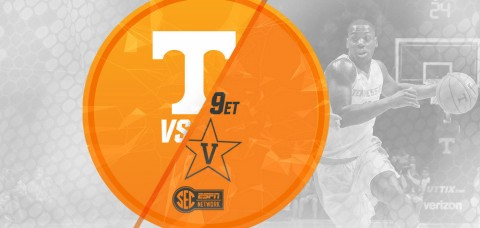 Tennessee plays Vanderbilt at home Wednesday night. The Vols are 70-18 all-time at home against the Commodores. (UT Athletics Department)