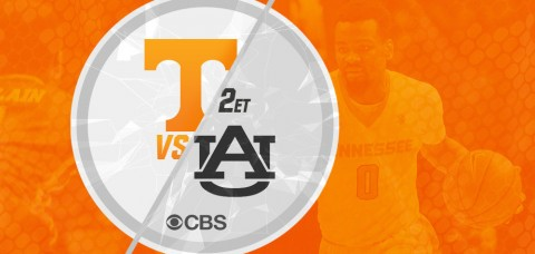 Tennessee Volunteers begin Southeastern Conference play with a trip to the Auburn Tigers on Saturday. (UT Athletics Department)