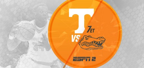Tennessee Vols will debut its Smokey Grey uniforms against the Gators Wednesday at Thompson-Bowling Arena on ESPN2. (UT Athletics Department)