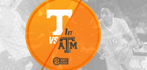 The Tennessee Vols look to snap a three-game skid to the Aggies as Rick Barnes faces a former Big 12 foe Saturday. (UT Athletics Department)