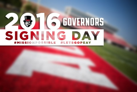 2016 Austin Peay Governors Football Signing Day. (APSU Sports Information)