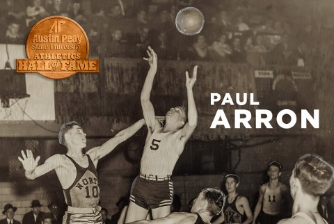 APSU Athletics Hall of Fame to induct Paul Aaron