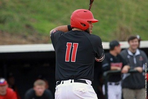 Austin Peay Baseball loses game 3 to Bradley at Raymond C. Hand Park, Sunday. (APSU Sports Information)