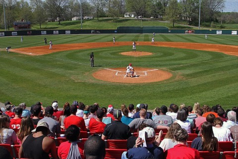 Austin Peay Baseball kicks off 2016 season at home against Bradley. (APSU Sports Information)