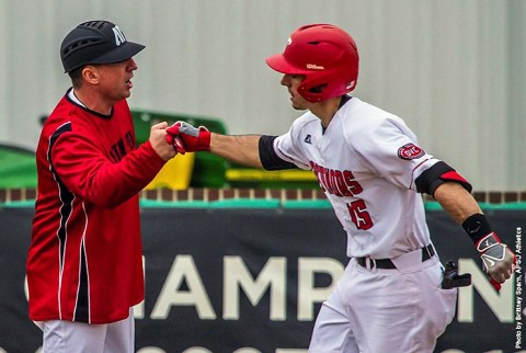 Austin Peay Baseball beats Bradley 7-1 Friday. (APSU Sports Information)