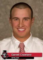 APSU Baseball's Garrett Copeland