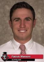 APSU Baseball's Patrick Massoni