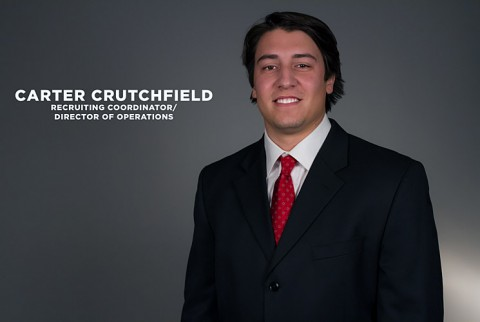 Austin Peay Football's Carter Crutchfield. (APSU Sports Information)